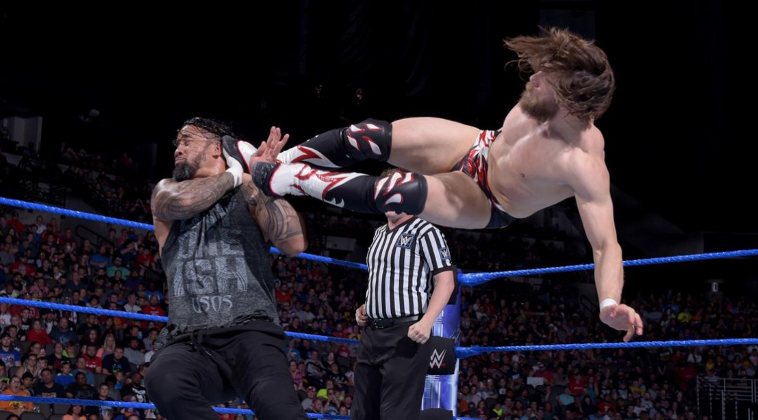 'Smackdown' Recap: Daniel Bryan and Kane Take On The Usos For Their First Match Together in Five Years