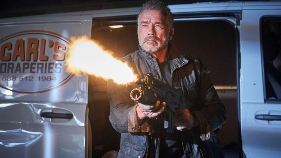 Watch: New 'Terminator: Dark Fate' Character Trailers