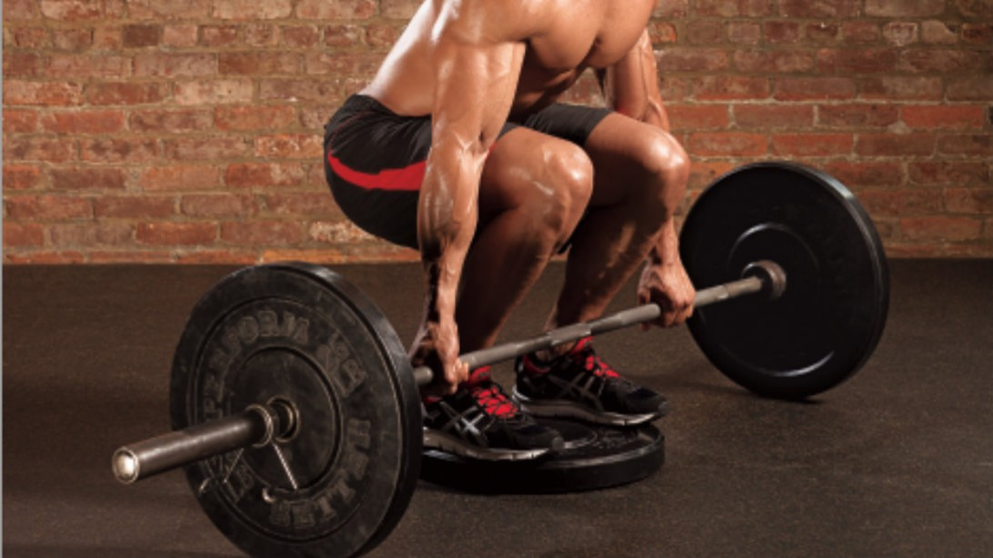 Deficit Deadlift