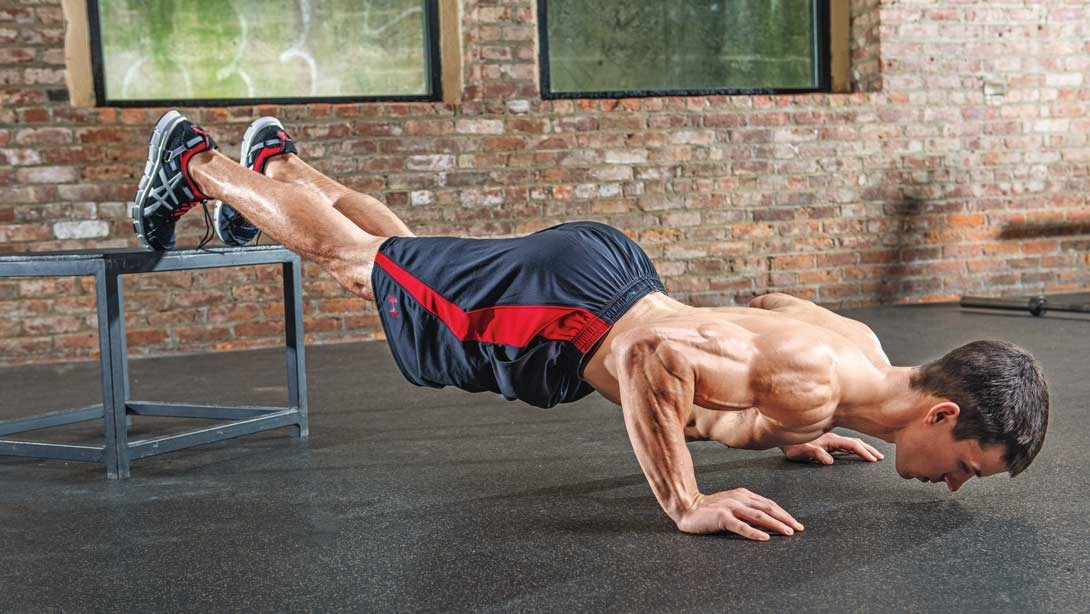decline pushup