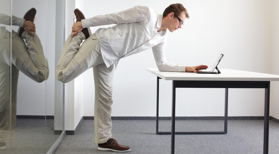 How Stepping Away From Your Desk Can Lower Your Blood Pressure