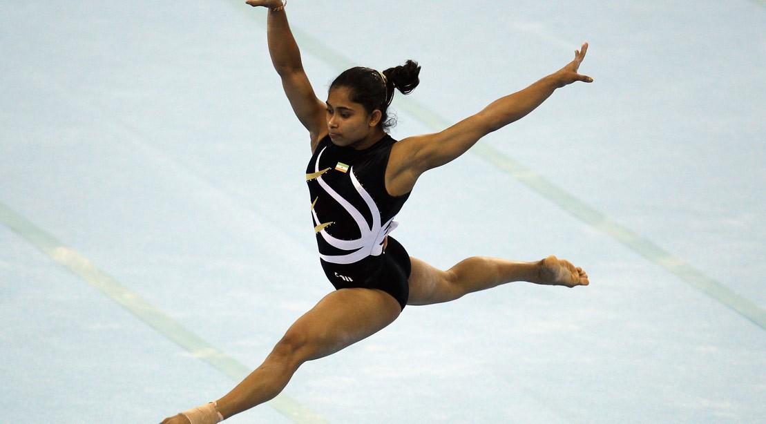 Dipa Karmakar Gymnast