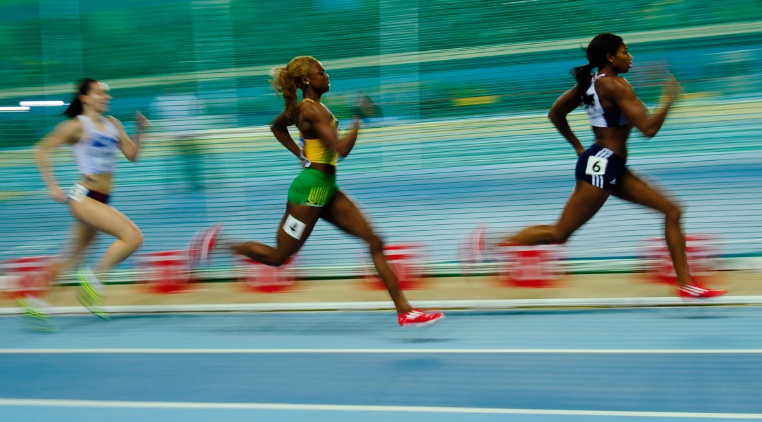 Olympic Runner Dominique Blake's Track Truths