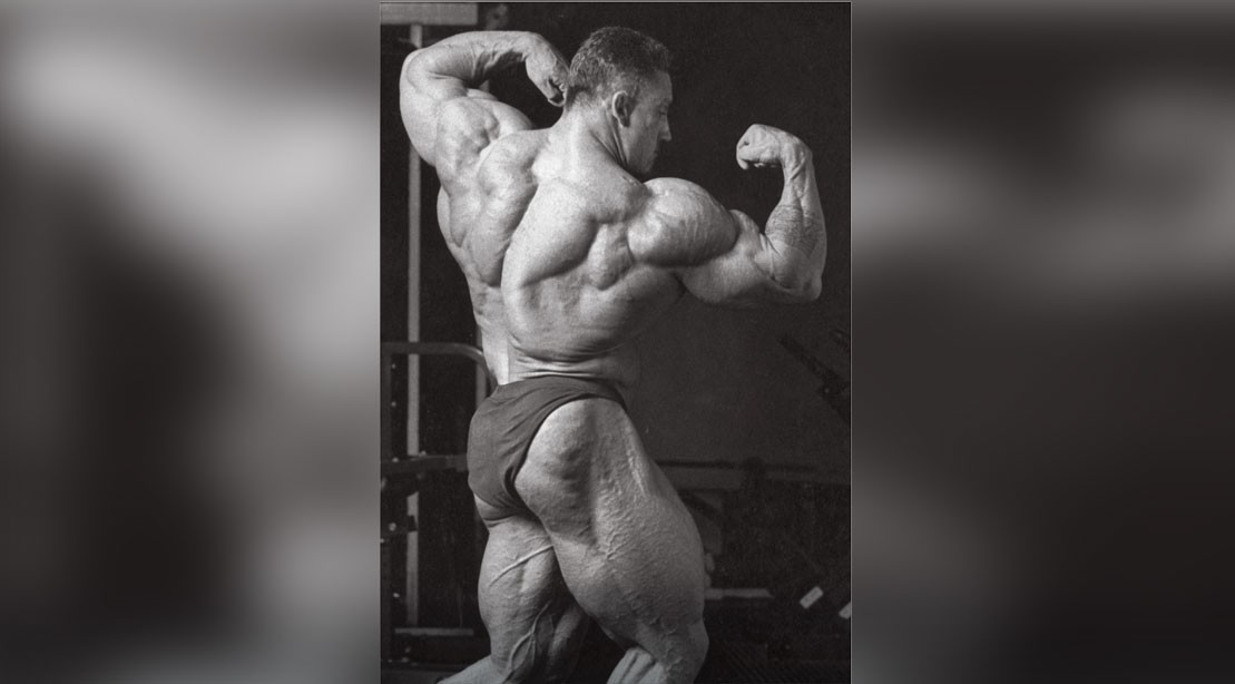 Dorian Yates' Tips for Building a Big Back Fast
