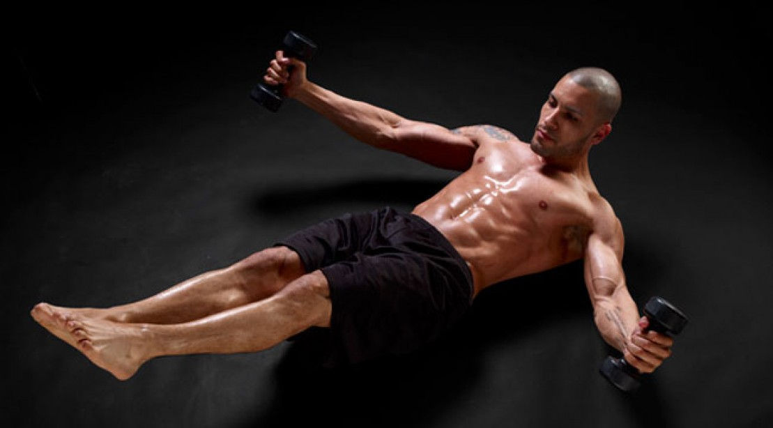 6 Pilates Moves for a Shredded Six-Pack