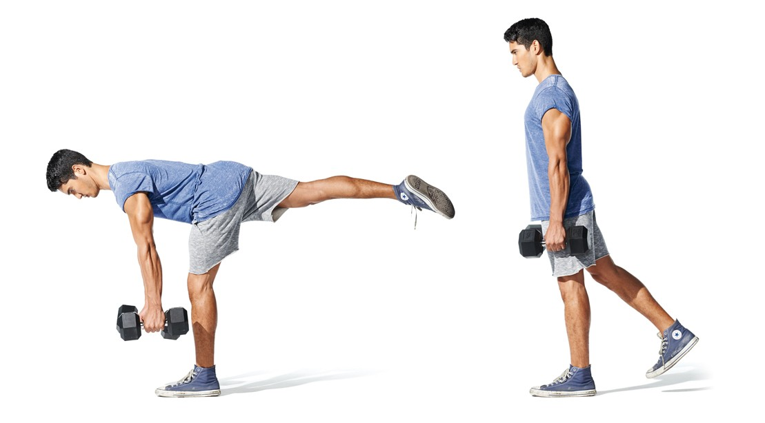 3 Muscle-building, Single-leg Workouts to Improve Legs Day ...