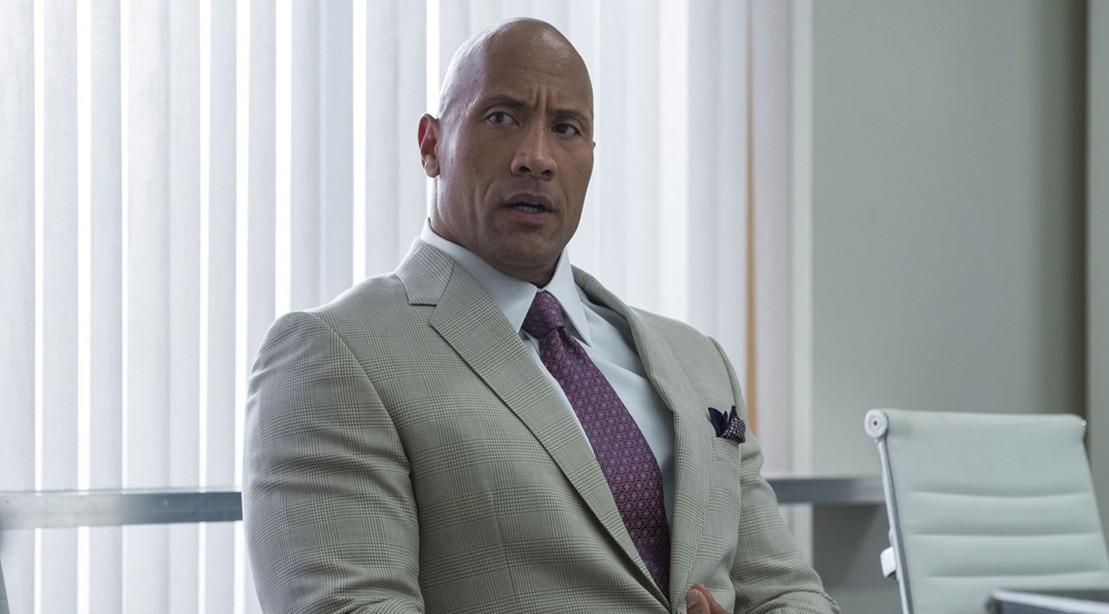 Dwayne The Rock Johnson, HBO Ballers