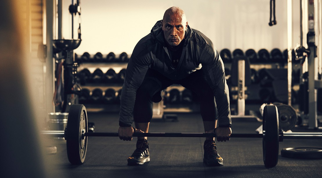 Dwayne Johnson's Muscle-building Legs and Calves Workout ...