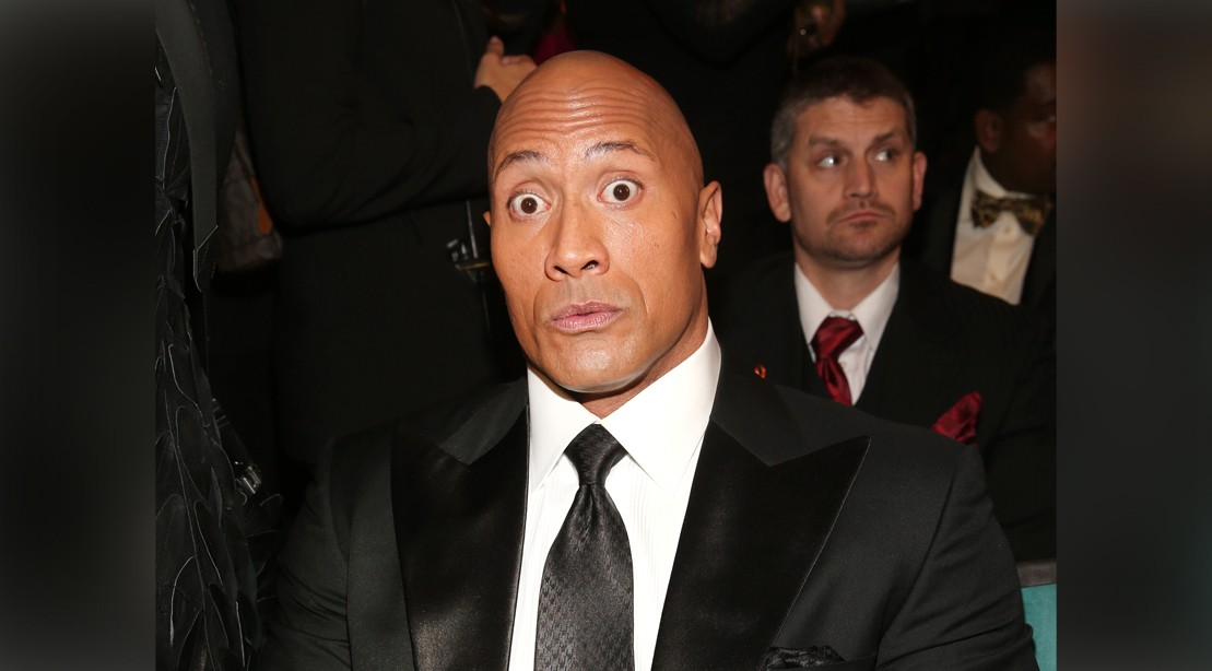 Dwayne 'The Rock' Johnson had an All-time Best Reaction to the Oscar's Blunder