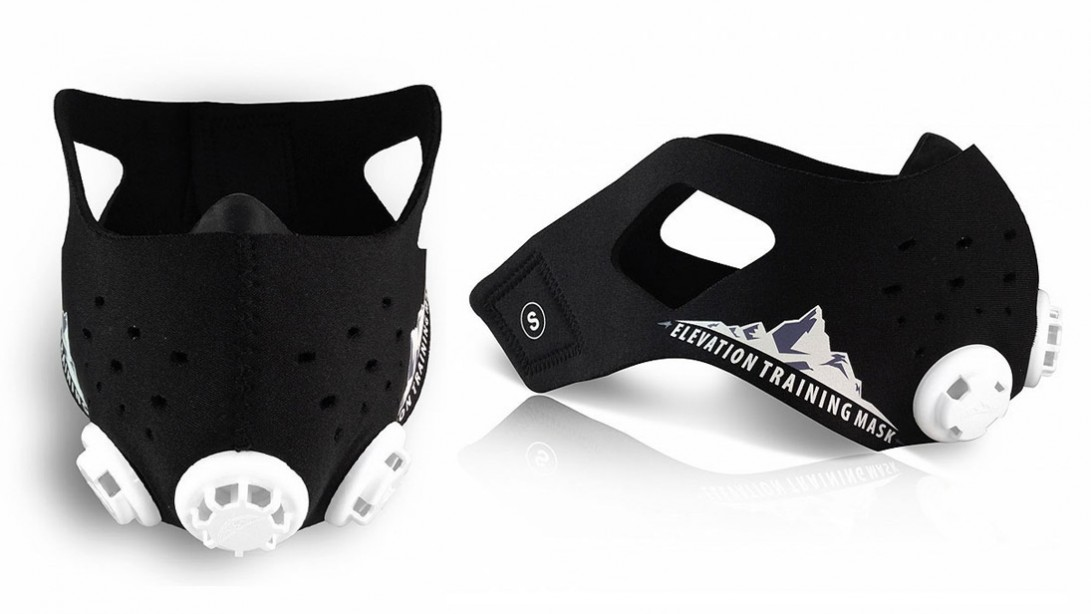 respirator mask for working out