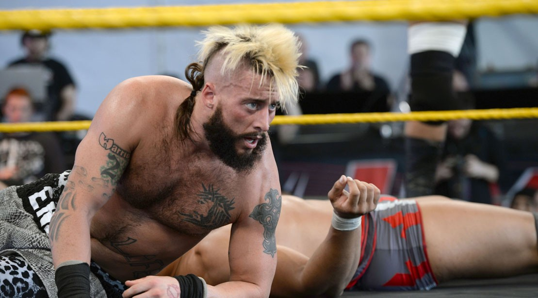 Former WWE star Enzo Amore is kicked out of the Survivor series