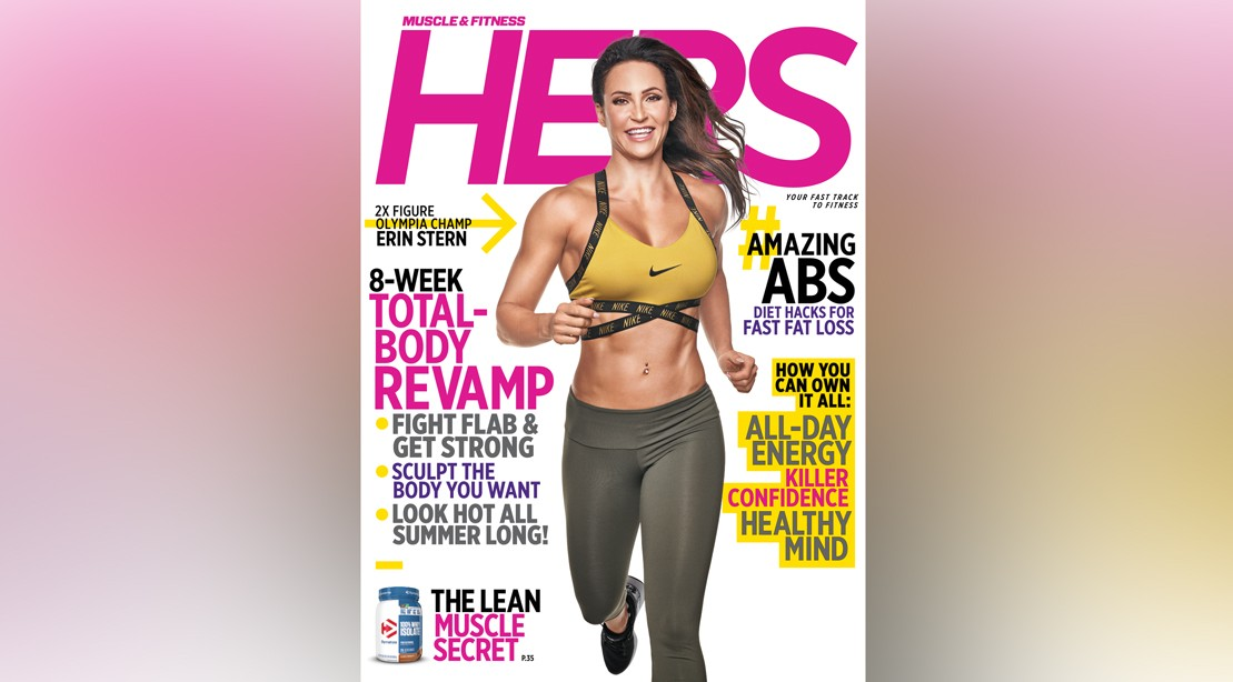 "Get the Spring 2019 issue of ""Muscle & Fitness Hers"" ""title ="" Get the Spring 2019 issue of ""Muscle & Fitness Hers"" ""/>    <div class="
