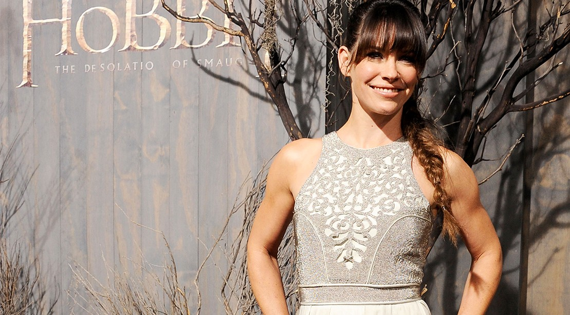 Evangeline Lilly Shows Off Ripped Arms in Twitter Post For 'Ant Man and the Wasp'