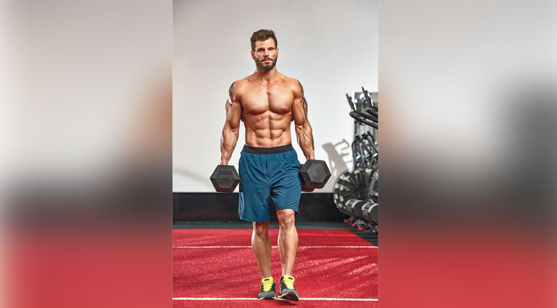 The Farmer's Carry Finisher for a Strength and Cardio Boost