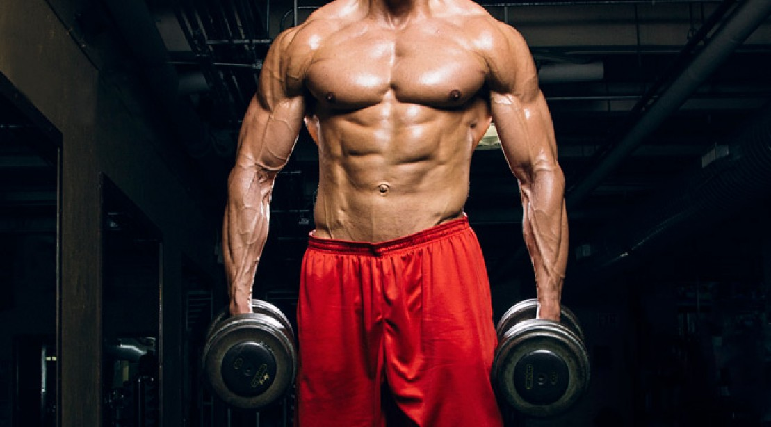 get your peak physique with this muscle building pyramid