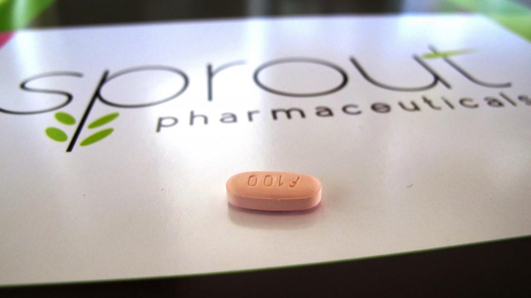 FDA Approves 'Female Viagra'