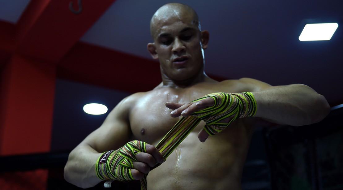 MMA Fighter Baz Mohammad Mubariz