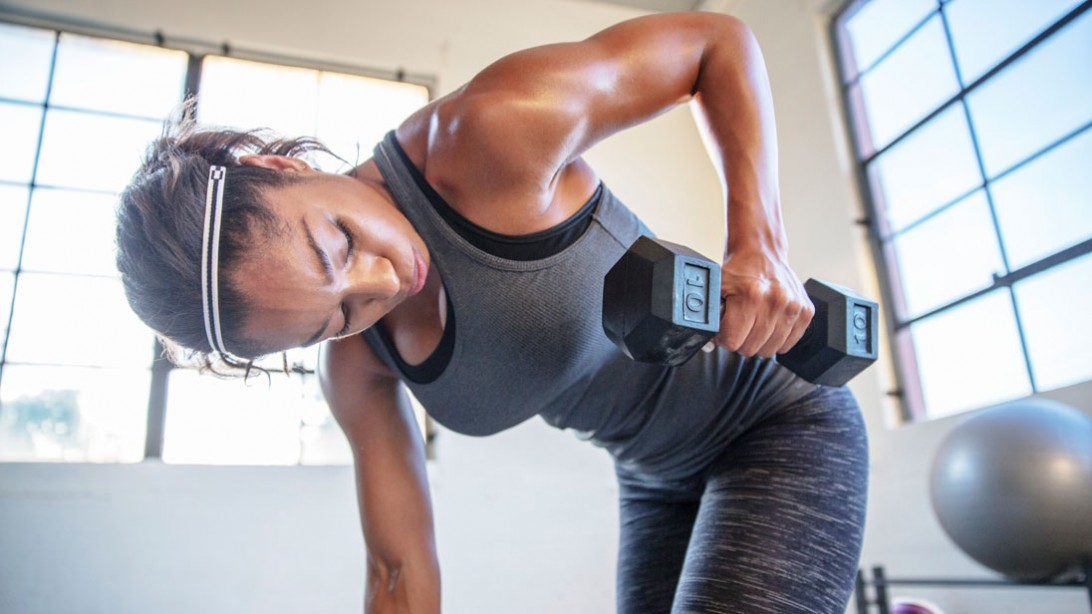 Ask our expert: Heavy weights for low reps or light weights