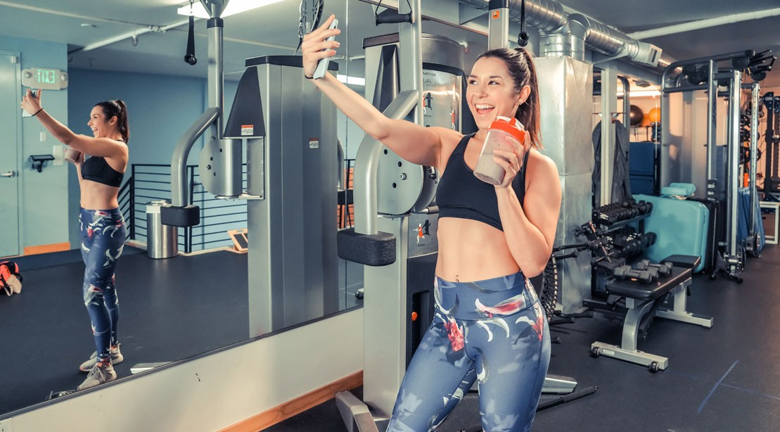 Now Even Science is Coming for Social Media Fitness Influencers