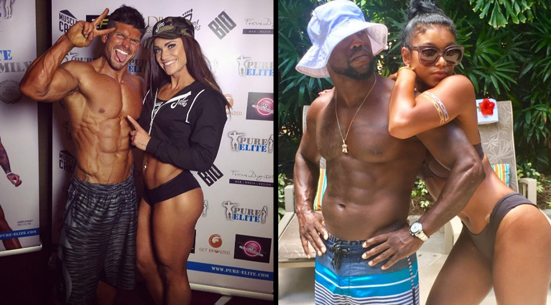 The 20 Fittest Couples On Instagram Muscle Amp Fitness
