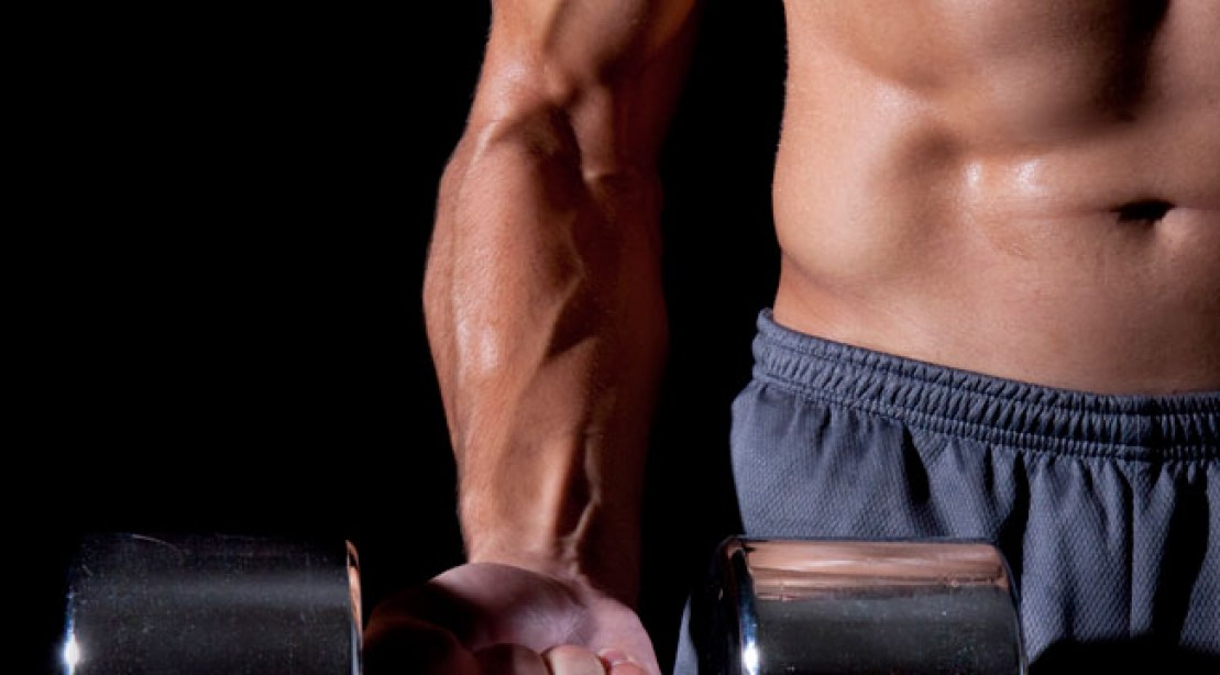 Straight-Up Forearms Workout | Muscle & Fitness