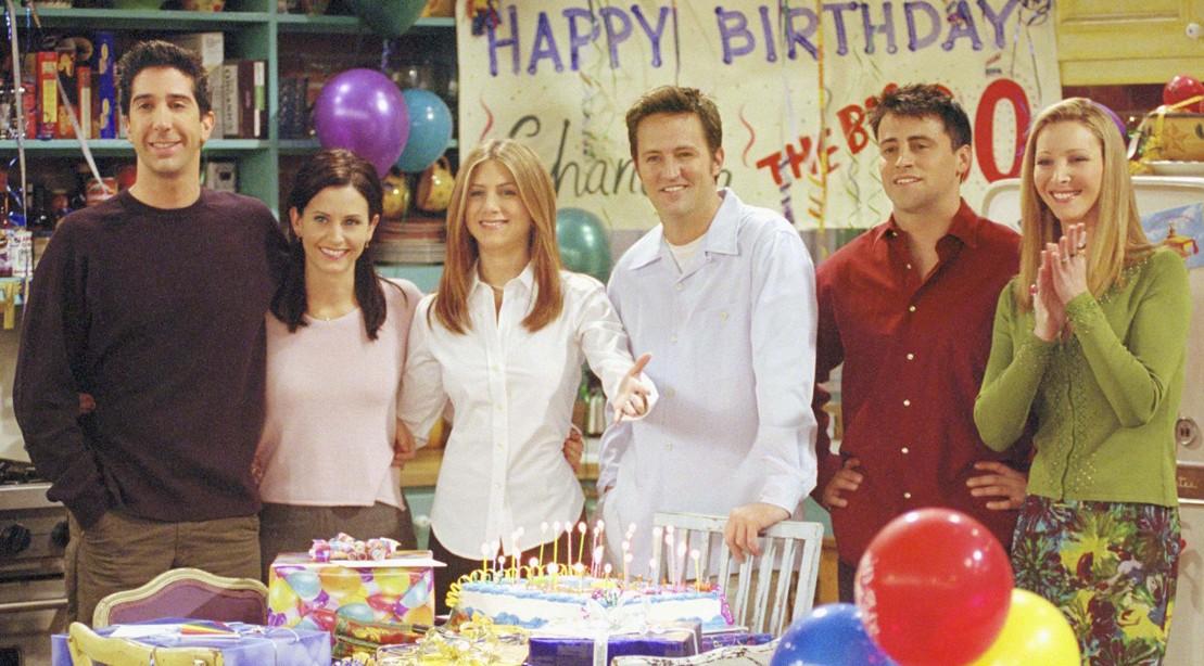 'Friends' TV Show Cast