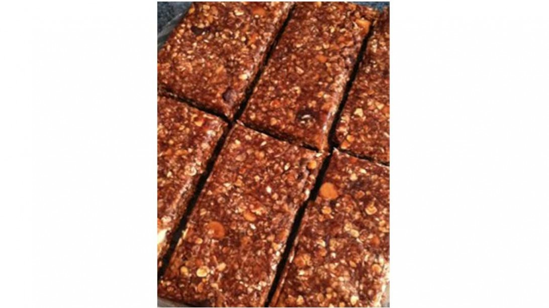No Bake German Chocolate Protein Bars Muscle Fitness