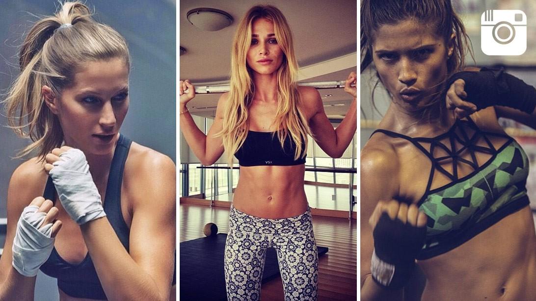 hottest gym girls on instagram 2014