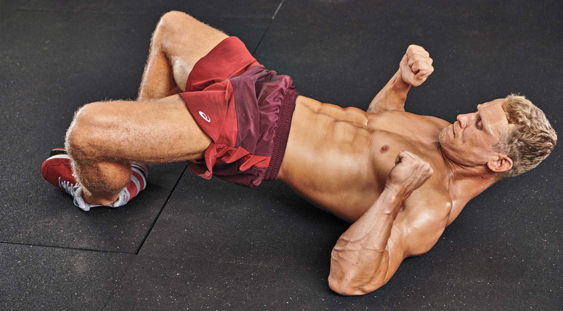 Glute Frog Pump Exercise