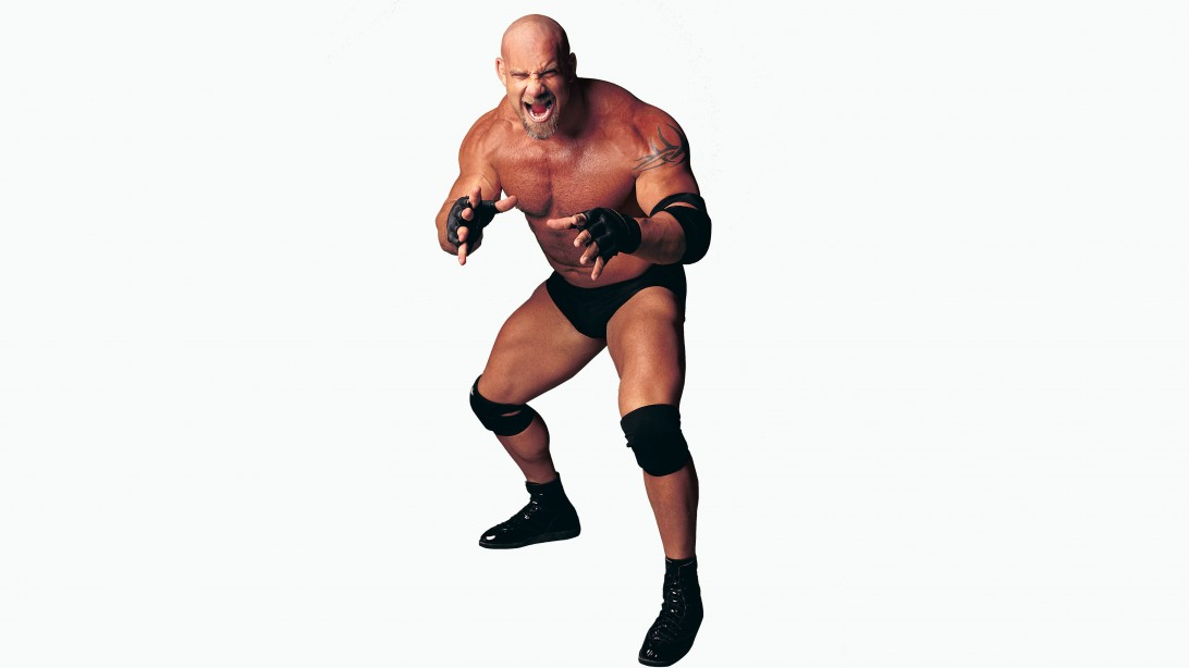 Old School Ass Kicker: Bill Goldberg