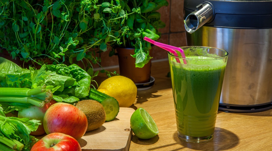 Green Healthy Smoothie