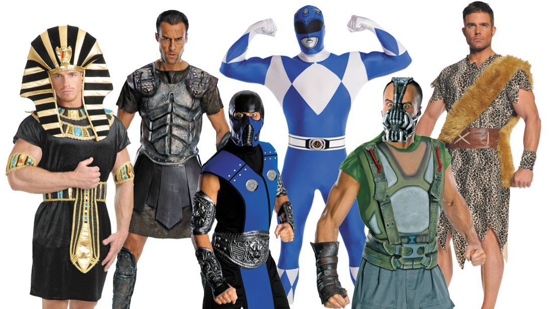 sc 1 st  Muscle u0026 Fitness & 11 Halloween Costumes for Muscular Men | Muscle u0026 Fitness