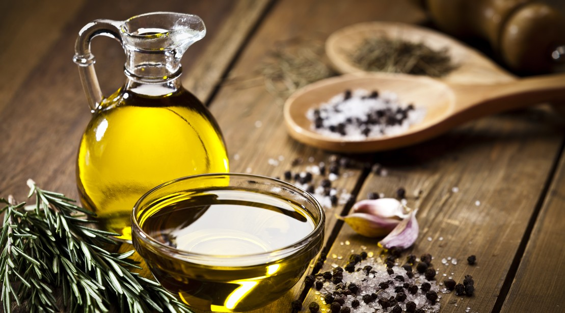 5 Healthy Oils to Cook With