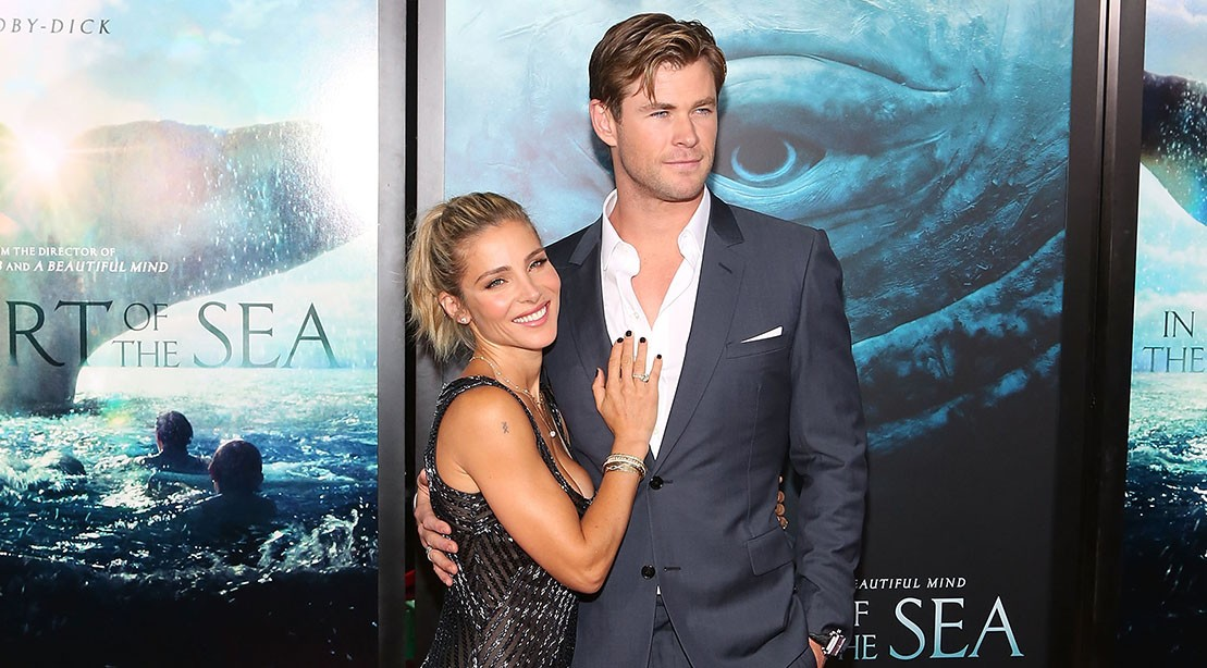 Chris Hemsworth's Wife is Fitter Than He Is: 'I'm Well Aware of It'