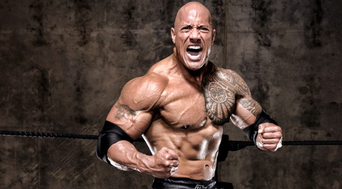 Biografi Dwayne Johnson