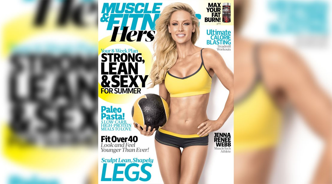 Pick Up Muscle & Fitness Hers' May/June Issue