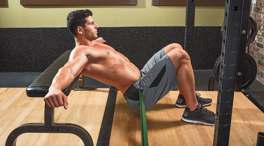 Banded Hip Thrust