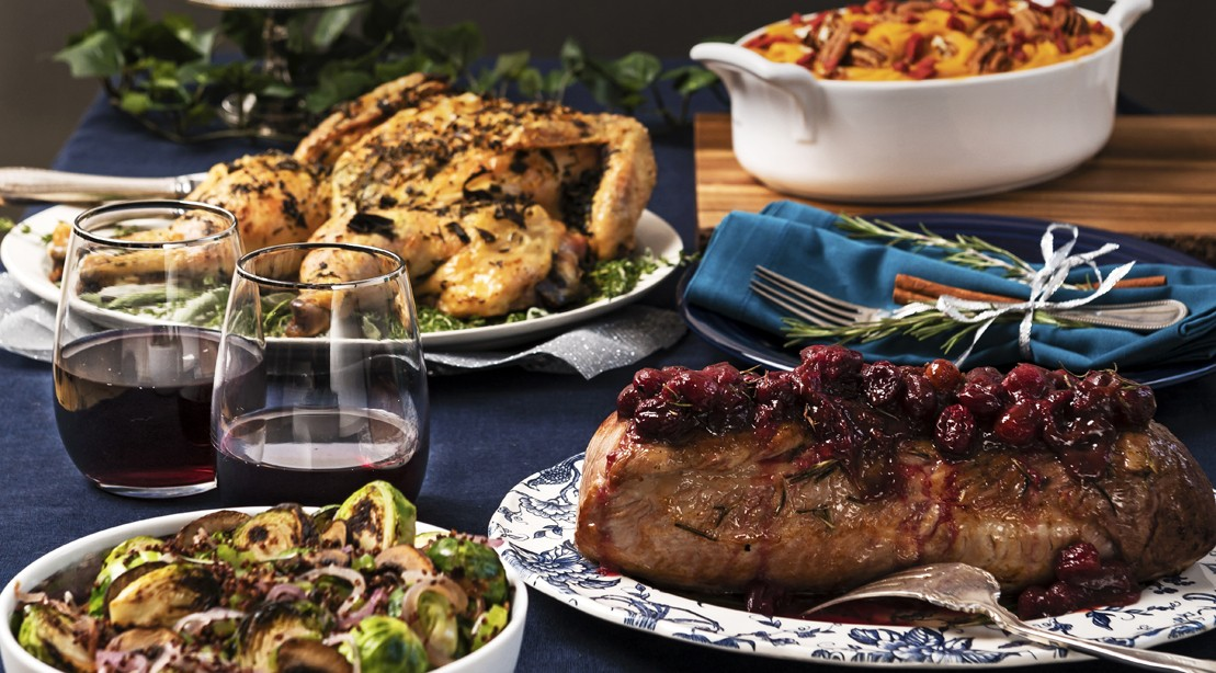 Simple Time-Saving Holiday Suppers