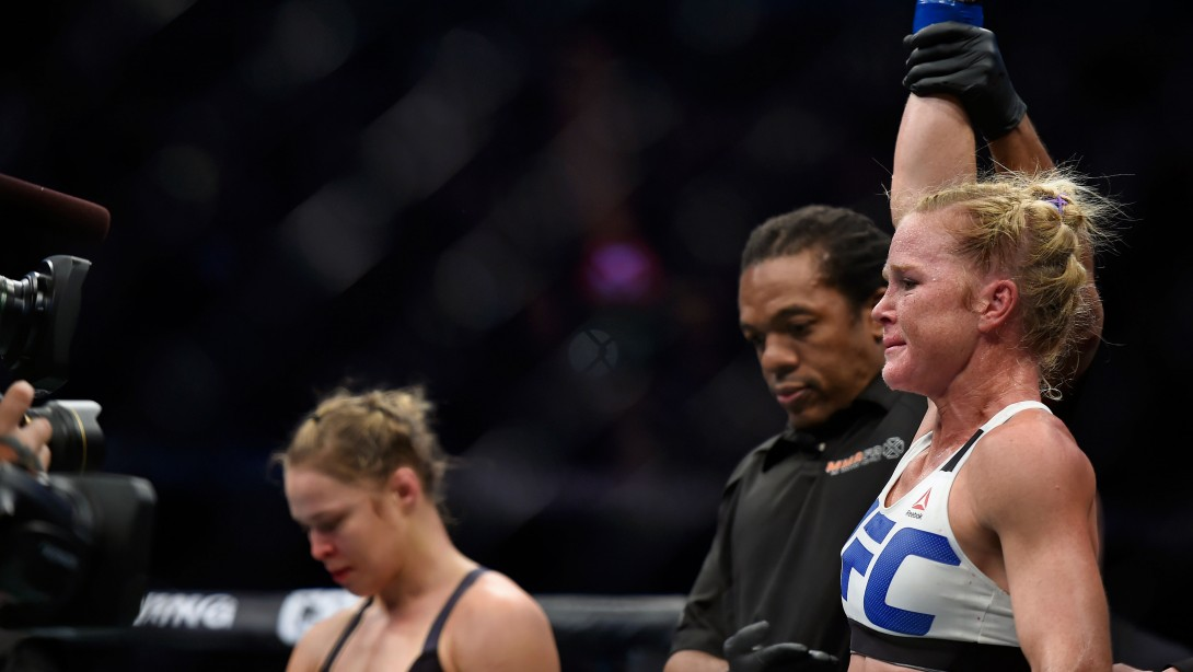 Jon Jones Praises Holly Holm For Her Fighting Skills And Character