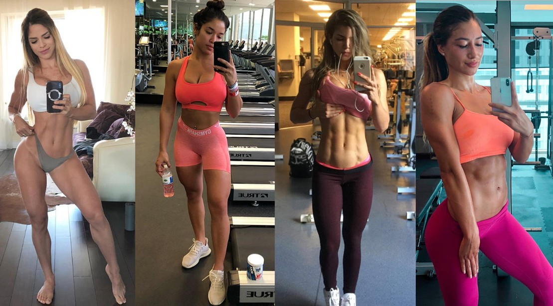 The 30 Hottest Female Fitness Influencers on Instagram in 2018 ...