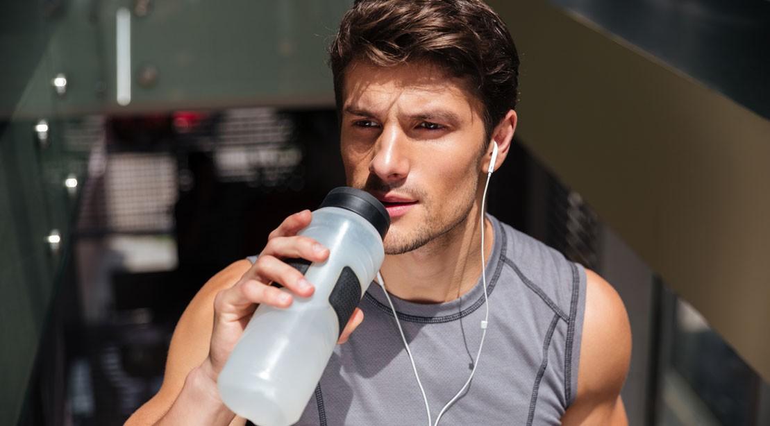 New Fitness Tech Tracks Hydration