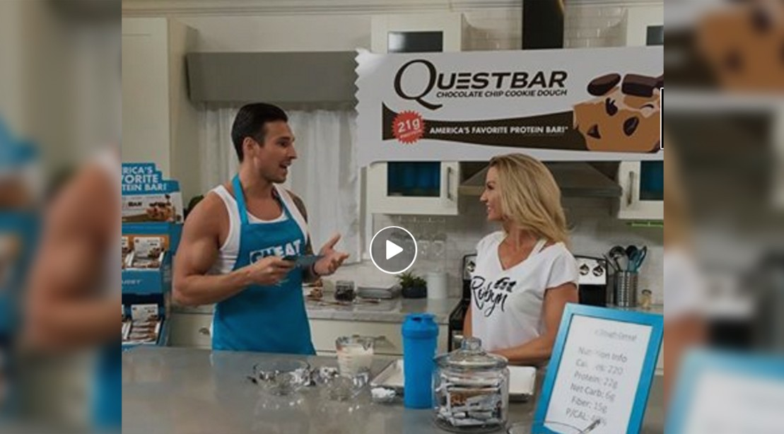 Why You Need to Take 15 Minutes to Cook Clean with Quest