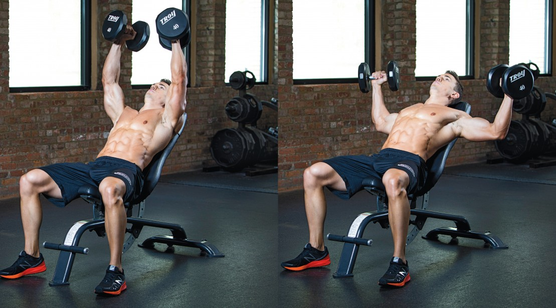 7 Must-do Moves for A Stronger, More Chiseled Chest | Muscle