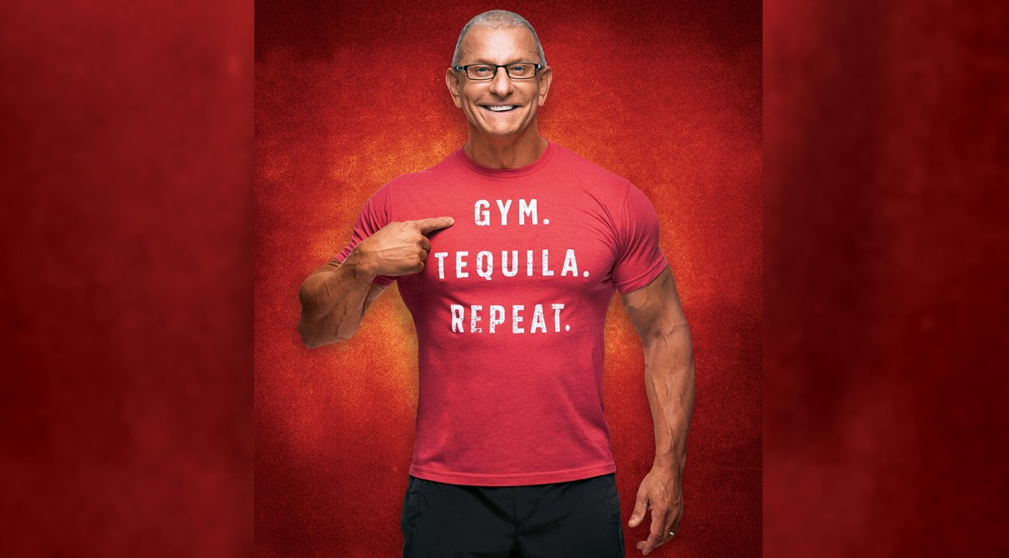 Celebrity Chef Robert Irvine's Fitness and Business Secrets