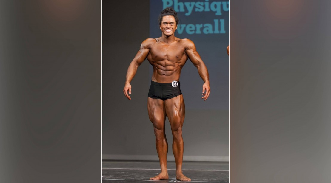 All About Ivan Lumbera's Bodybuilding Transformation