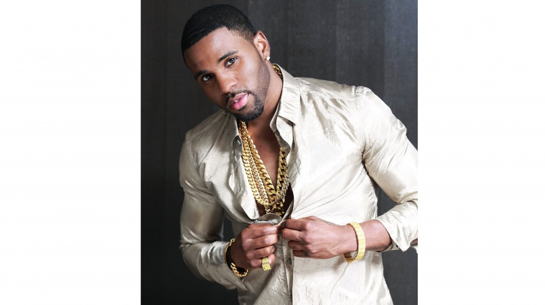 Why Singer Jason Derulo Takes Such Good Care of His Body