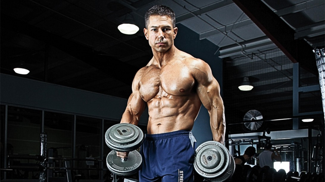 crazy workouts to get ripped