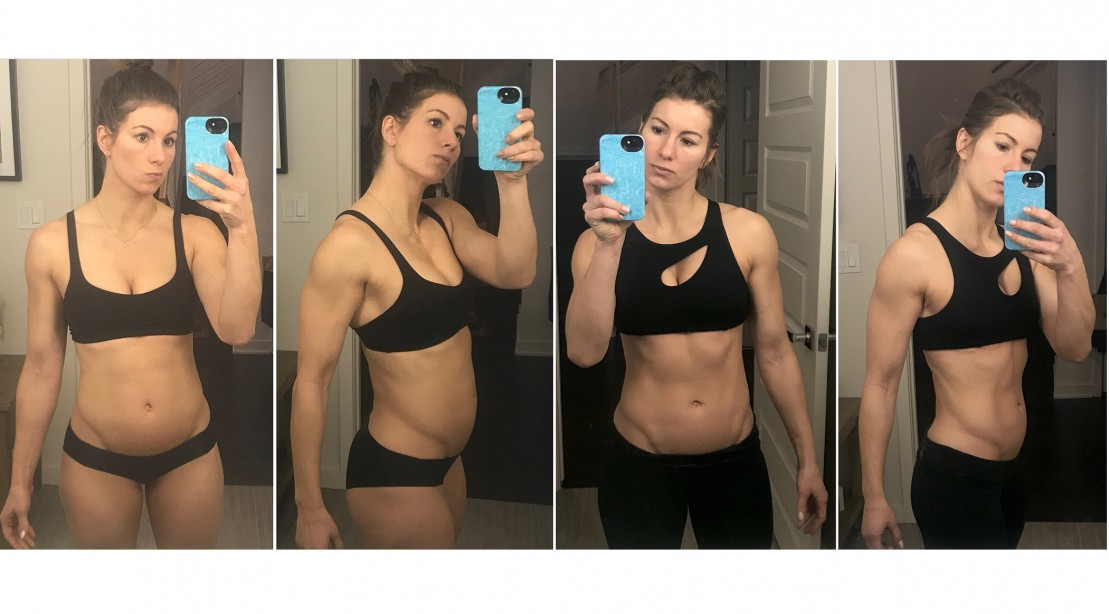 Jen Widerstrom's Keto Diet Before and After