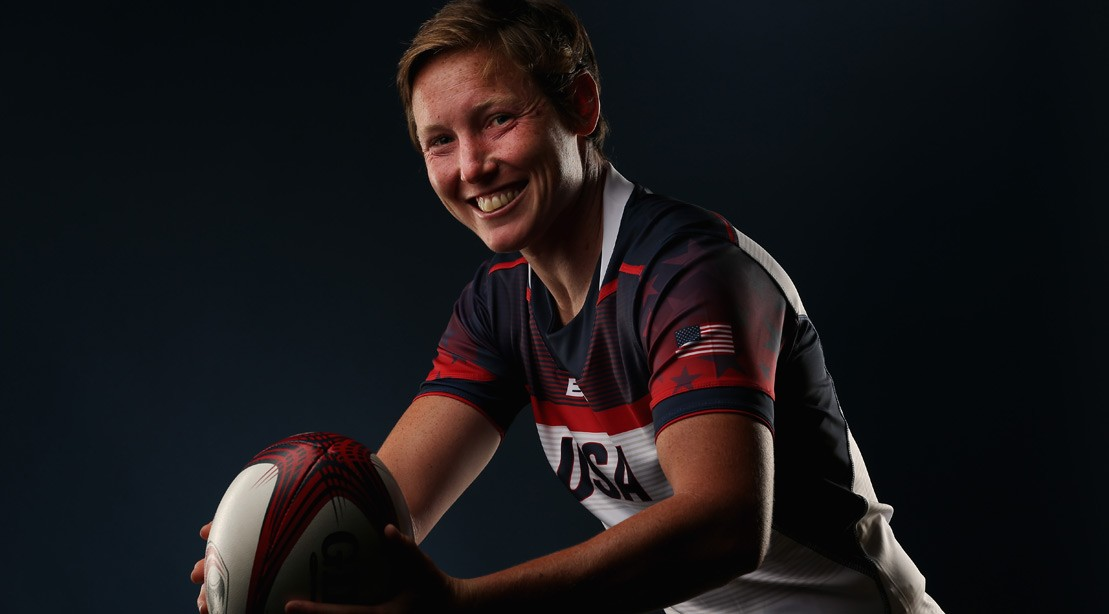 Jillian Potter Rugby