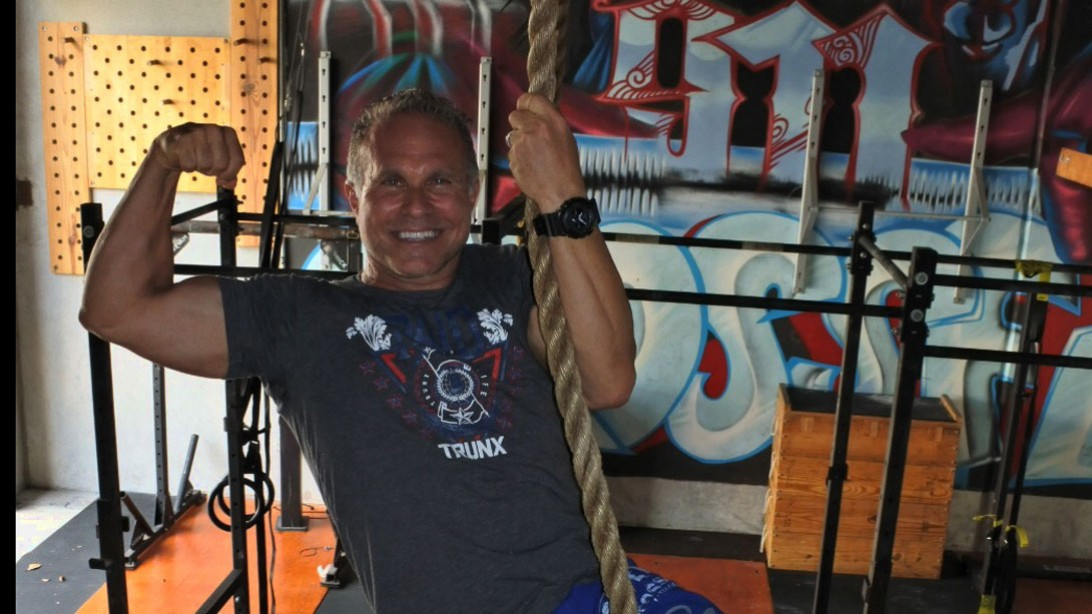 911 CrossFit Owner Jim Sayih Trains to Inspire the Masses